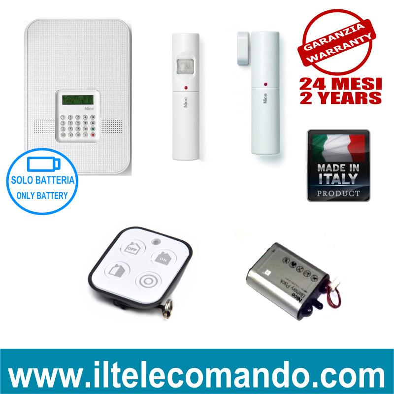 Prodotti in vendita: kit allarme