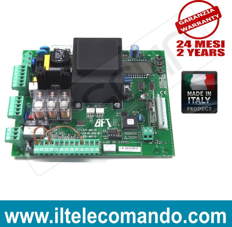 BFT Originale I096824 KIT SCHEDA LEO MV-D 230V